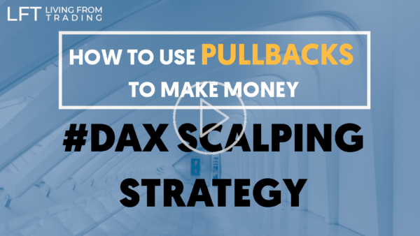 dax strategy make money using pullbacks